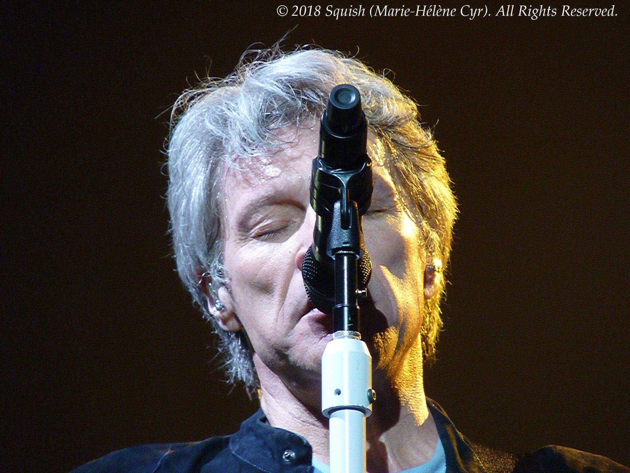 Bon Jovi - Bell Centre, Quebec, Canada (May 17, 2018)